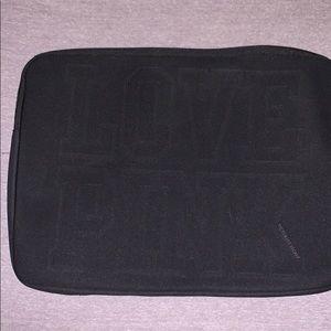 PINK laptop case